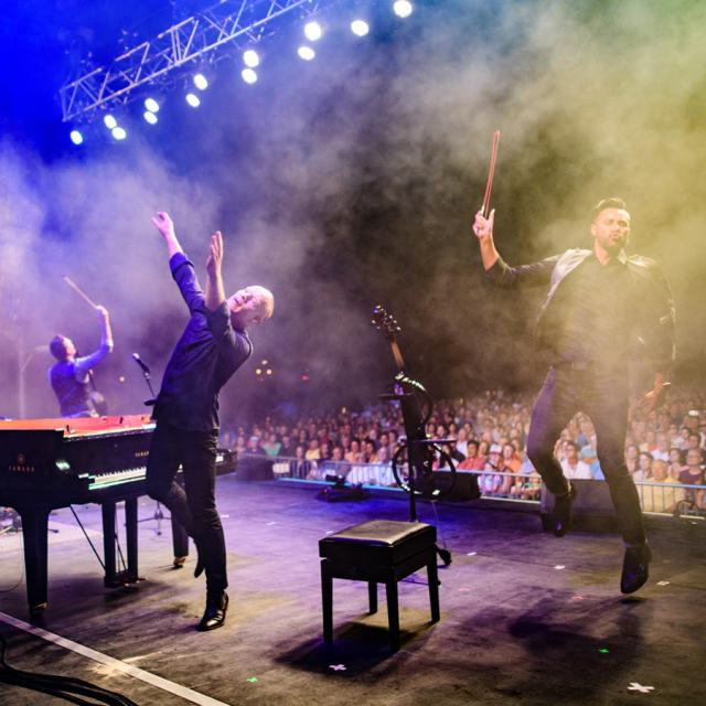 The Piano Guys live photo
