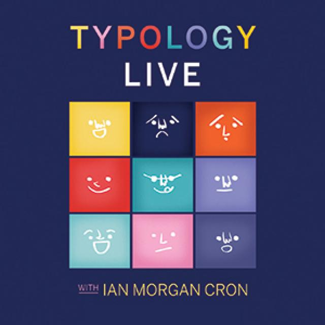 Typology Live with Ian Morgan Cron logo