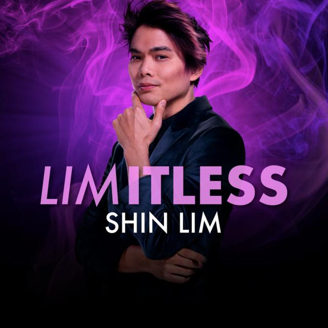 Shin Lim Limitless Photo