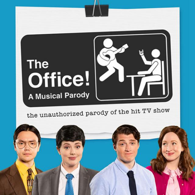 The Office A Musical Parody poster