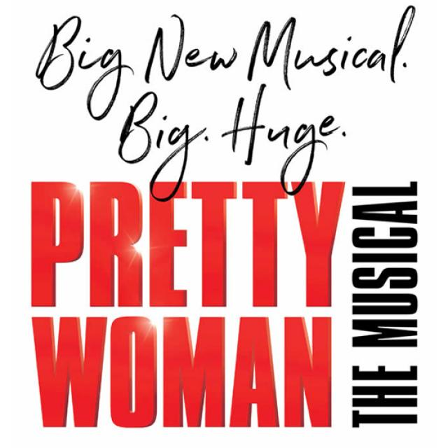 Pretty Woman The Musical poster