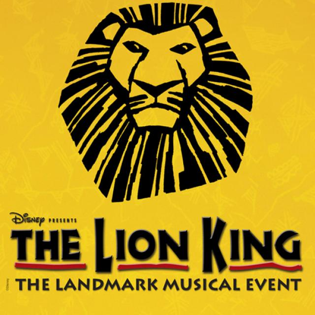 Disney's The Lion King poster