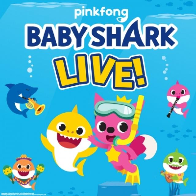 Baby Shark Live! poster