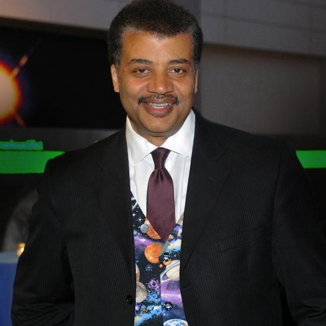 Neil deGrasse Tyson photo