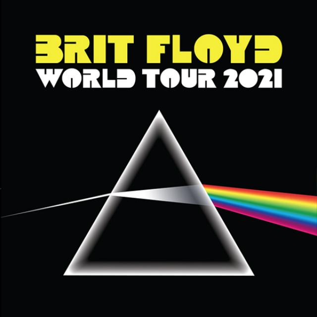 Brit Floyd World Tour 2021 Artwork